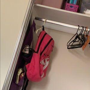 Nike pink bag